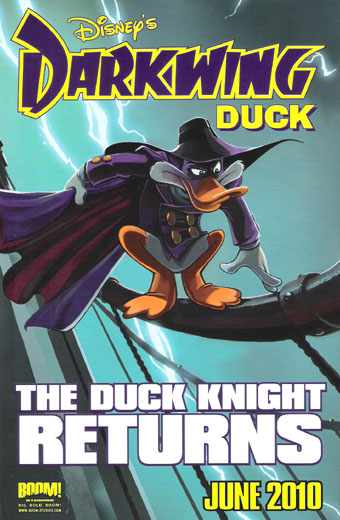 The Duck Knight Returns