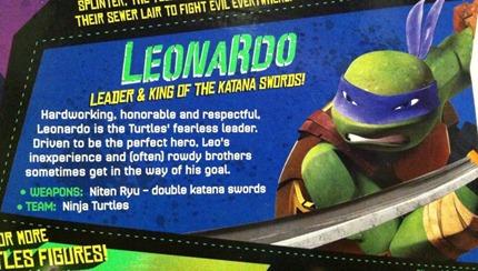 Profile(Leonardo)