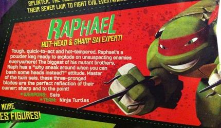 Profile(Raphael)