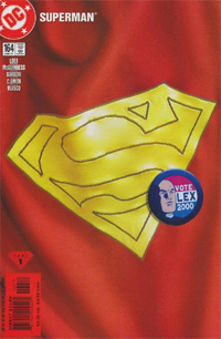 Superman #164 cover