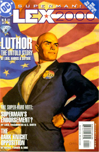 Superman Lex 2000
