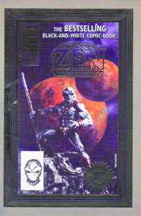 Zen Intergalactic Ninja Alternity Saga #0