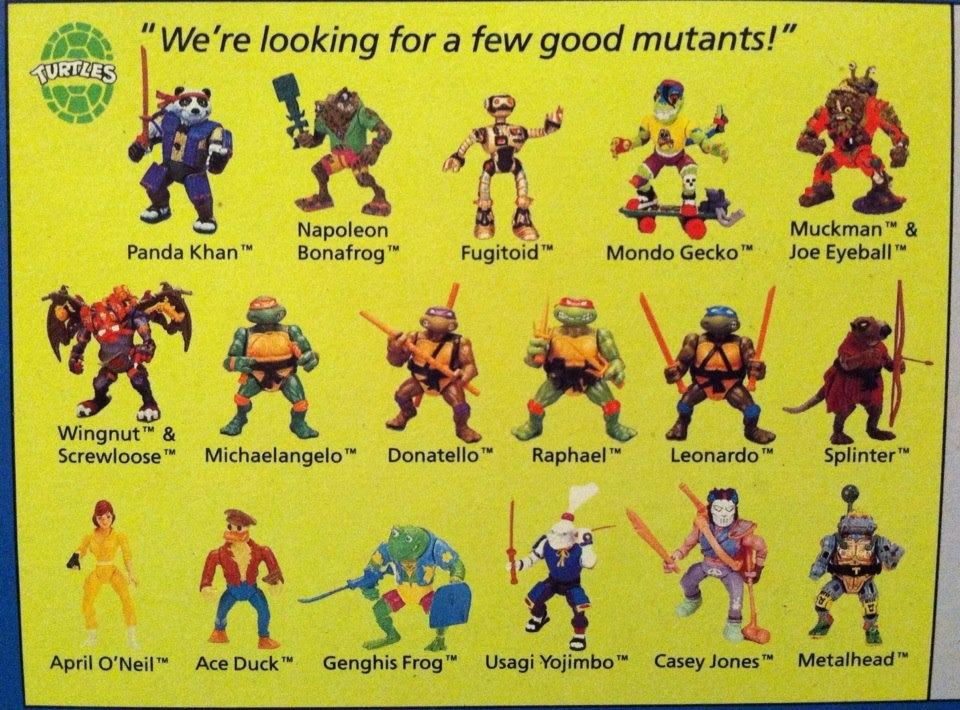 80s Tmnt Toys Sword Slicin Leonardo Card Comic Reviews By Walt