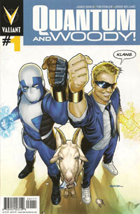 Quantum and Woody (2013) #1