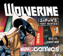 Wolverine: Japan's Most Wanted