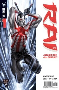 Rai #1 Regular Edition