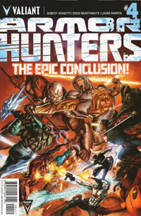 Armor Hunters #4