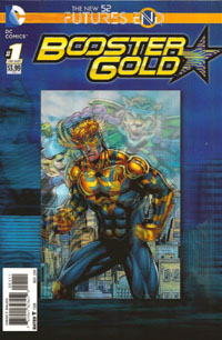 Futures End Booster Gold #1