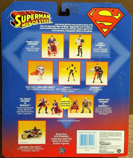 Hunter Prey Superman Doomsday And Vintage Tmnt Comic Reviews By Walt