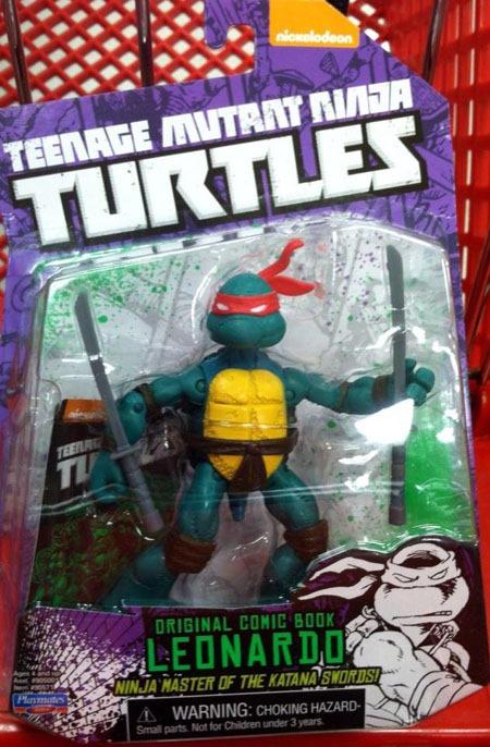 Teenage Mutant Ninja Turtles 2012 Comic Reviews By Walt
