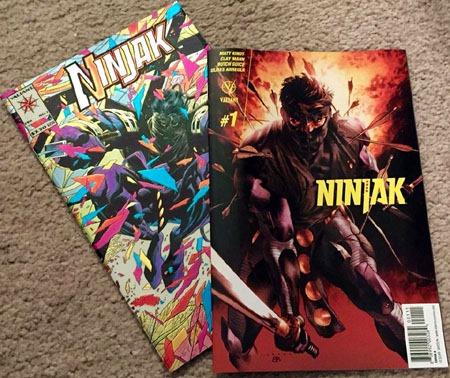 ninjak_1993_2015_covers