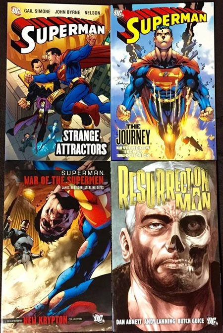 superman_tpbs_and_resurrection_man
