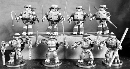 black_and_white_tmnt_megabloks_minimates