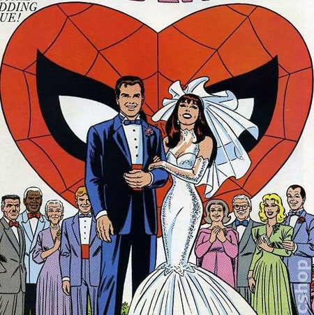 spidermanmarriage
