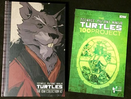 tmnt_idw_collection_and_100_project