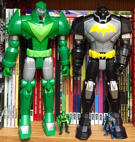 """DC Comics Batman Unlimited Batman Beyond 12/"""" Action Figure New 2015"""