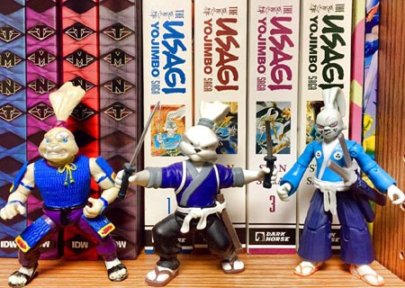 Usagi Yojimbo Comic Reviews By Walt