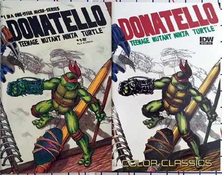 donatello_microseries_covers