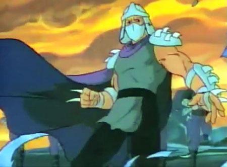 Super Blog Teamup Redemption The Shredder Comic Reviews By Walt