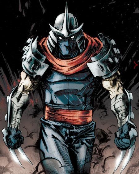 shredder_idw