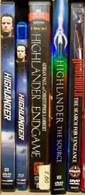 highlander_dvds_films