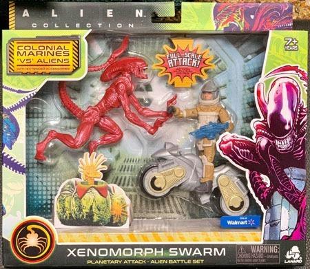 lanard_aliens_20200127_xenomorph_swarm_runner_front