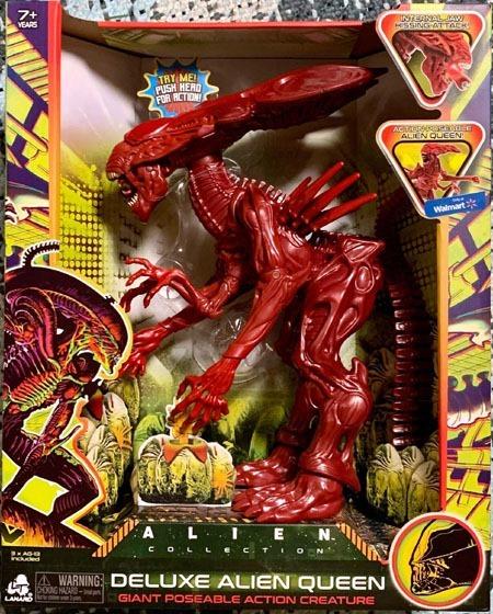 lanard_aliens_7inch_red_queen_deluxe_12inch_front