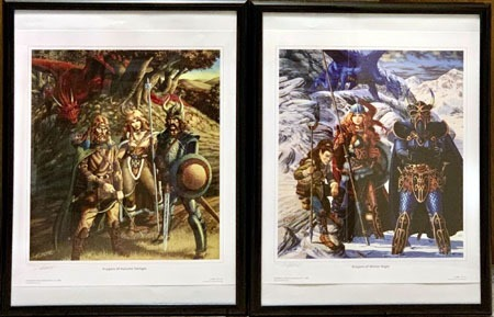 dragonlance_prints_framed